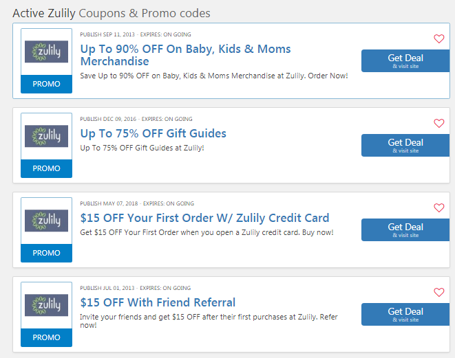 Zulily Promo Code Free Shipping 20 Off First Order 2019