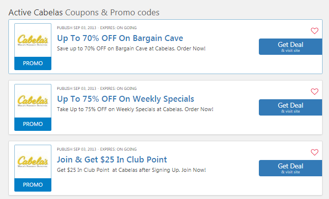 photo regarding Academy Sports Coupons $10 Off Printable known as Cabelas Discount codes Printable $20 OFF $100 Invest in 2019