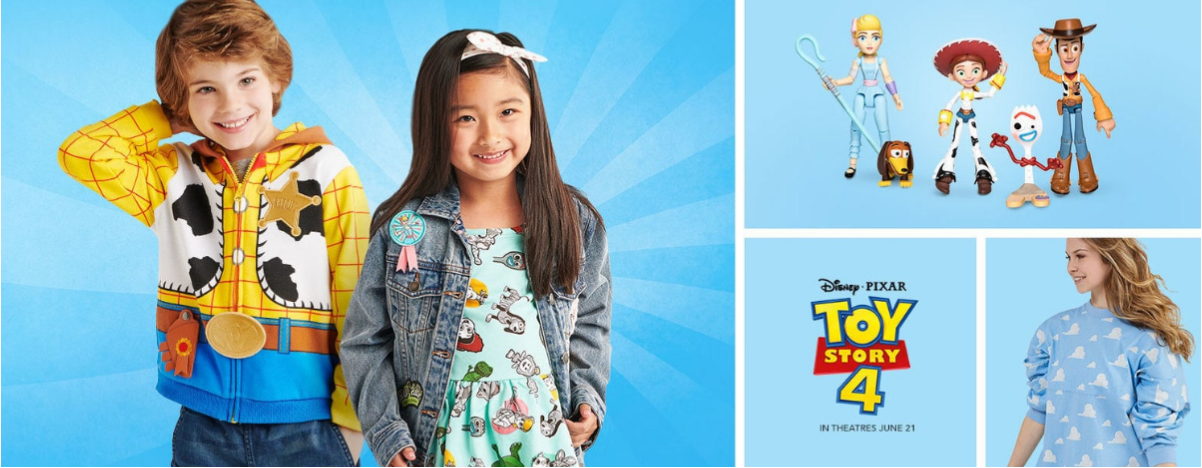 coupons for Disney Store