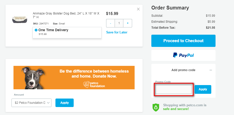 picture about Petco Printable Coupon $10 Off $50 named Petco Printable Coupon $10 OFF $50+ No cost Transport 2019