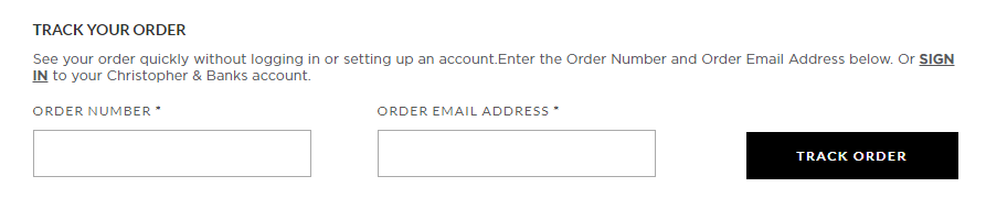 Christopher And Banks discount code