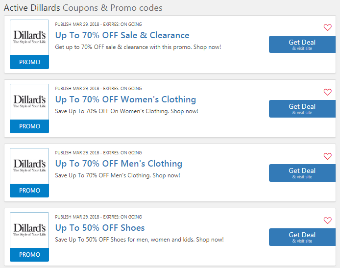 bd62aa4bbec Dillards Coupon Codes 20% OFF: 20 OFF Military 2019