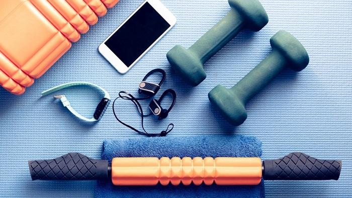 Academy Sports exercise equipment