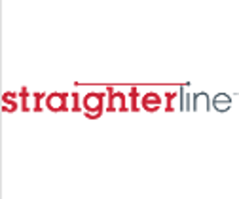 Straighterline  Coupons & Promo Codes