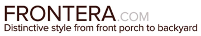 Frontera Coupons & Promo Codes