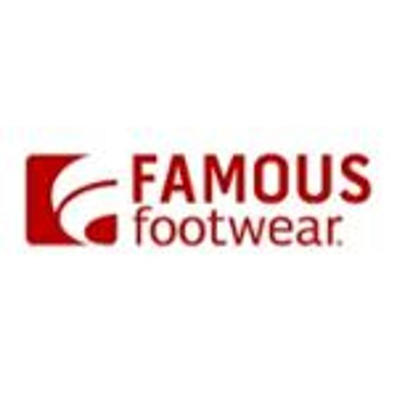 Famous Footwear $10 OFF $50 In Store